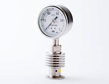 放熱フィン付圧力計<br /> SPF75F-AS-15F型